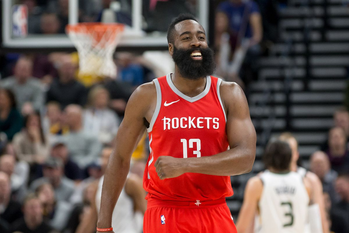 Black Men Beard Styles - The James Harden