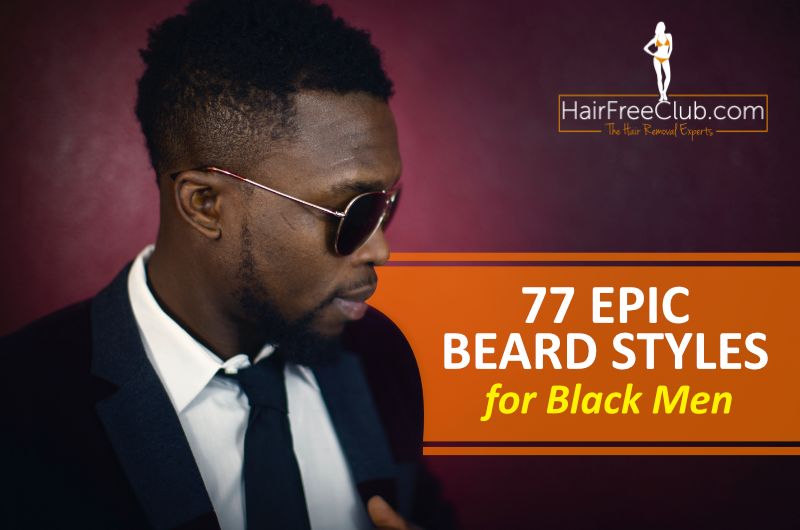 77 Best Black Men Beard Styles