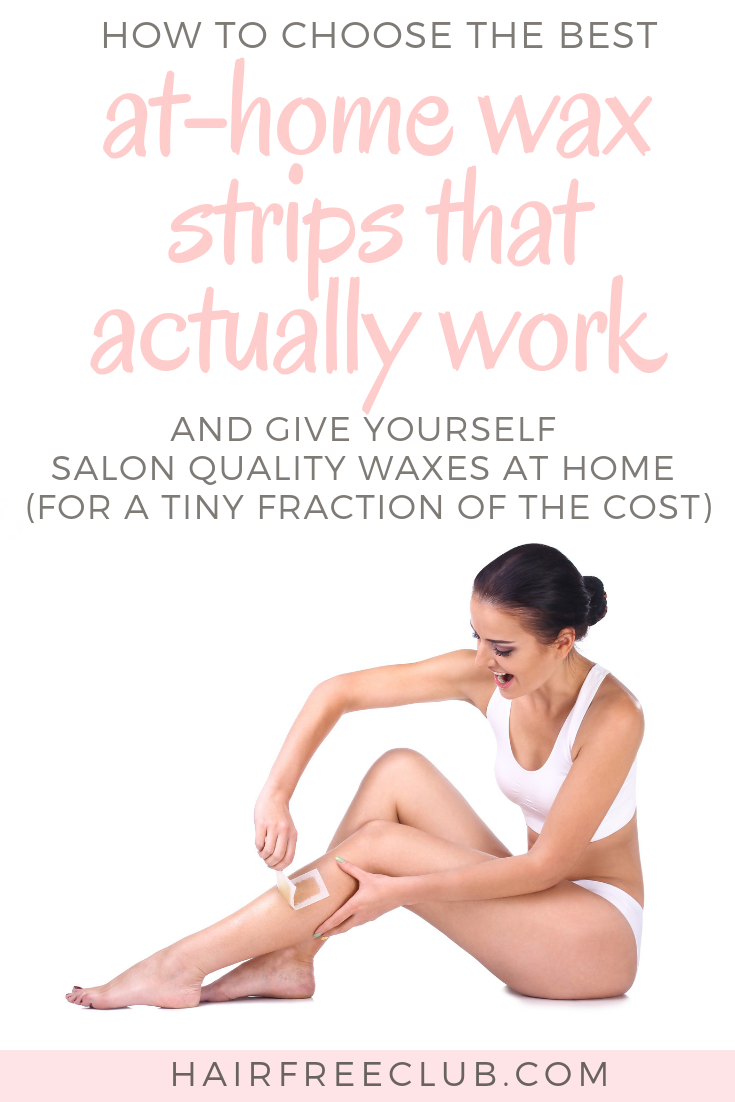 wax strips that actually work