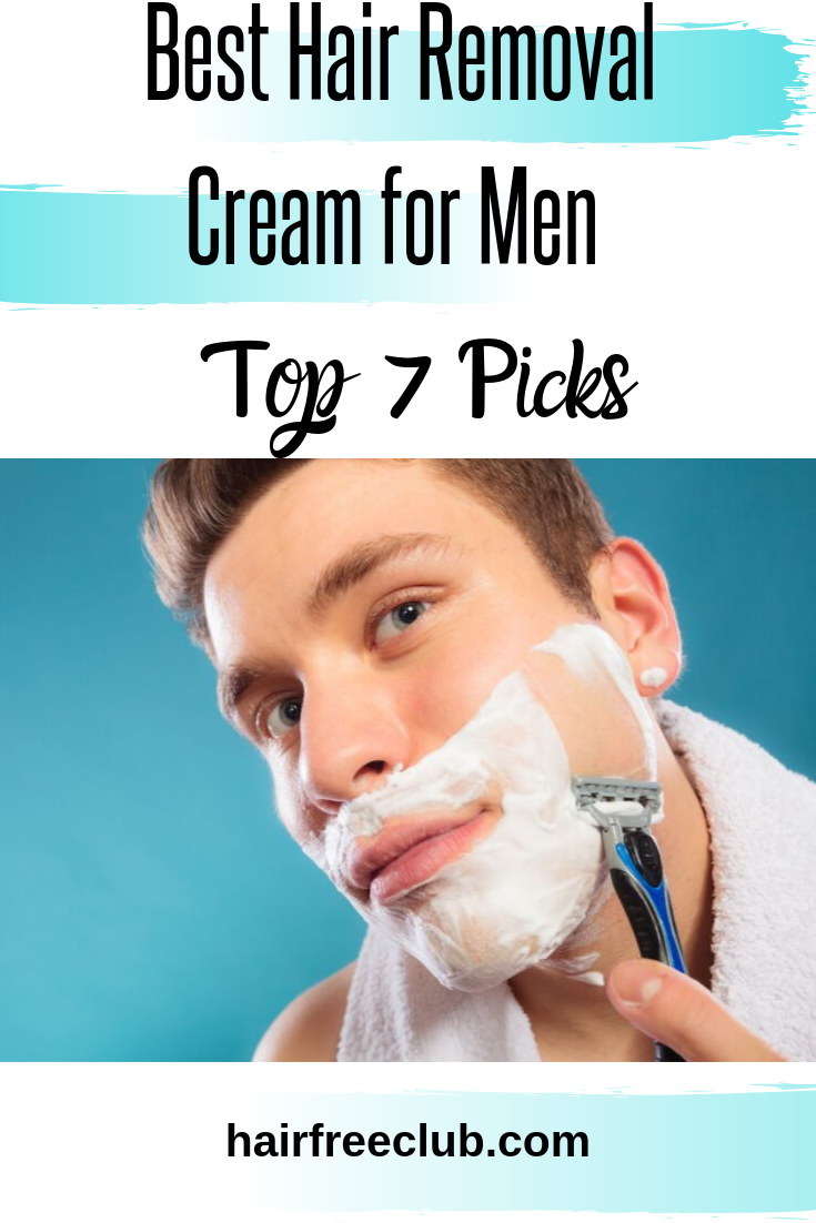 best hair removal cream for men