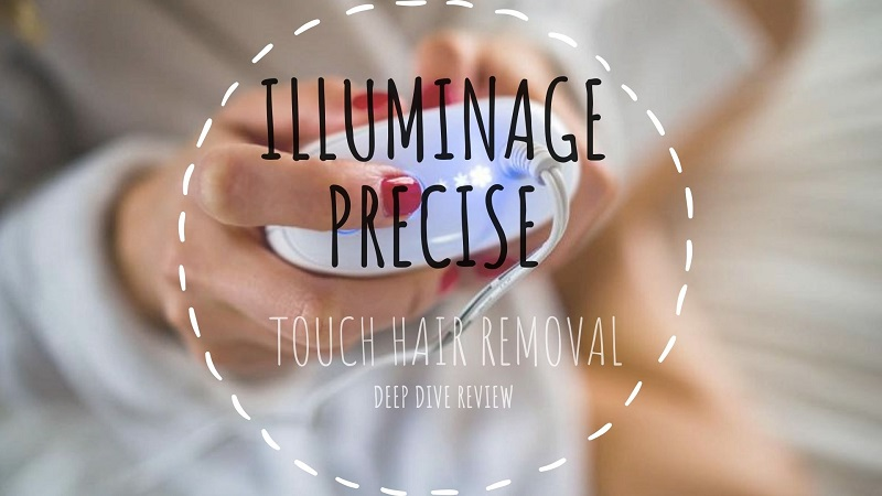 iluminage hair removal review